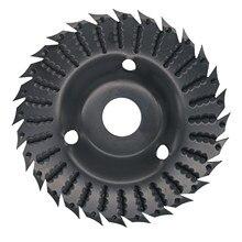 KKmoon – disque de meuleuse d'angle 28 dents, 2 pièces, pour le travail du bois