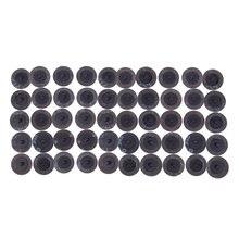 50 шт 2 дюйма/50 мм 80 Грит рулонный замок шлифовальный диск