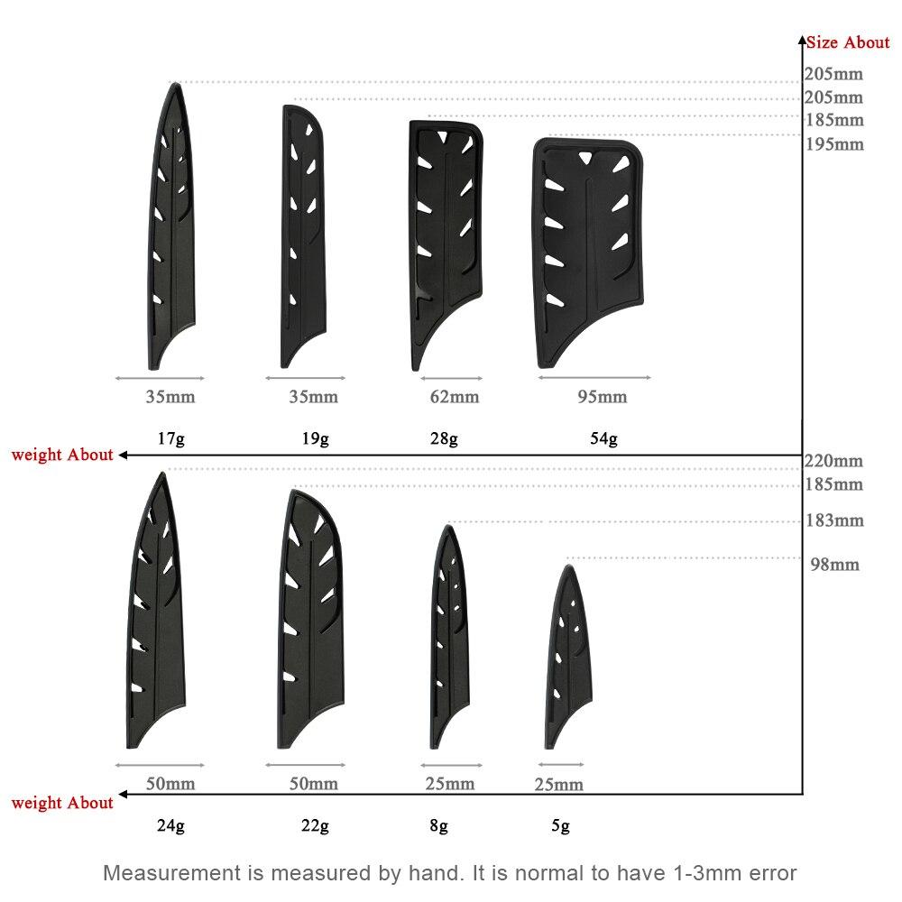 8件套刀套尺寸