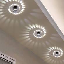 3 Вт классический дизайн настенные потолочные светильники для