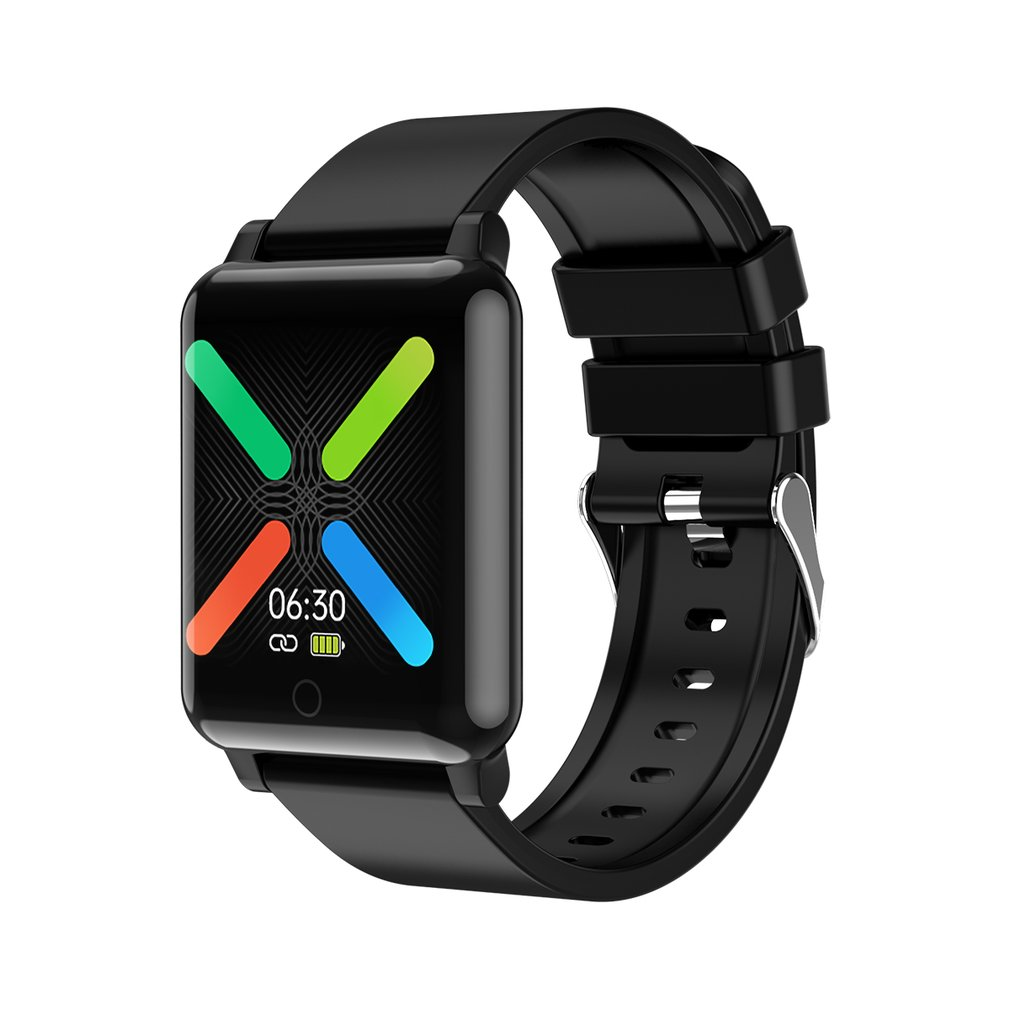AD42 IP67 Waterproof 1.3 Inch Full Touch Screen Heart Rate Health Smart Sports Watch