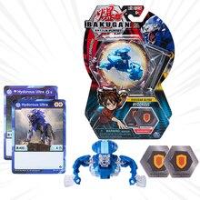 Table-Card Bakugan Egg-Ball Upgraded Takara Tomy Ce Catapult Gift Battle Fierce Lion