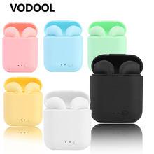 Mini-2 TWS – Écouteurs sans fil, connexion Bluetooth 5.0, casque, pour le sport, avec micro, bôite de charge, pour iPhone, Xiaomi PK i9s i7s