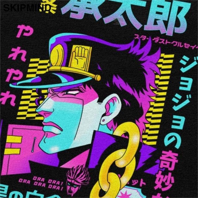 Cotton Kujo Manga Graphic