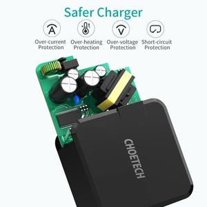 Image 5 - CHOETECH PD Charger 30W USB Type C Fast Charger for iPhone 11 X Xs  Macbook Phone QC3.0 USB C Quick Charge QC PD 3.0 Charger