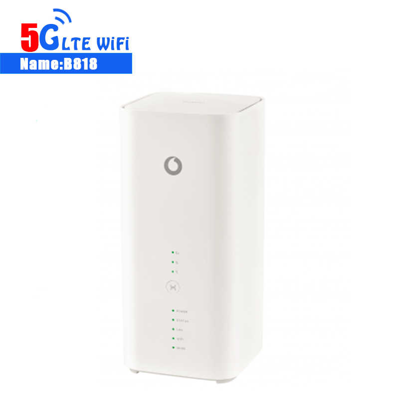 Huawei B818-260 LTE Cat19 Gigabit CPE 4G Band1/3/7/8/20/28/32/38/42 (700/800/900/1500/1800/2100/2600/// 4200 MHz) cat19