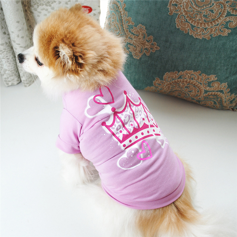 Cheap Dog Clothes Cute Dog Vest Shirt Pet Clothing for Dogs Costume Cotton Puppy Pet Clothes for Small Dogs Outfits Ropa Perro 12