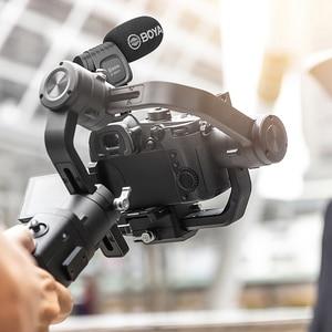 Image 4 - BOYA BY BM3011 على كاميرا مكثف القلب ميكروفون الصوت والفيديو استوديو هيئة التصنيع العسكري لكانون نيكون DSLR PC الهاتف الذكي لايف تسجيل الدخول