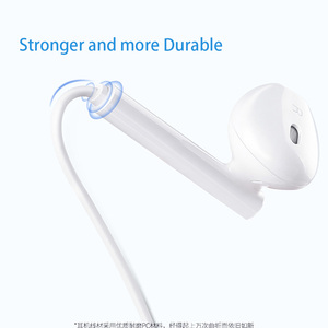 Image 2 - Huawei Honor AM115 Headset with 3.5mm in Ear Earbuds Earphone Speaker Wired Controller for Huawei P10 P9 P8 Mate9 Honor 8