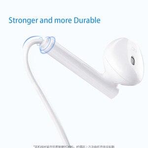 Image 2 - Huawei Honor AM115 Tai Nghe 3.5Mm Tai Tai Nghe Nhét Tai Tai Nghe Loa Bộ Điều Khiển Có Dây Cho Huawei P10 P9 P8 Mate9 honor 8