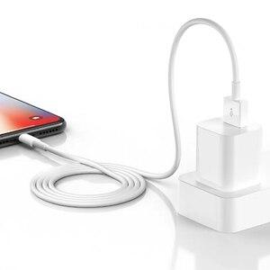 Оригинальный USB кабель Apple 1 м для Apple iPhone X 5 5S 5C SE 6 6S 7 8 Plus 11 XR XS Max Быстрая зарядка мобильного телефона синхронизация данных линия зарядное устройство|Кабели для мобильных телефонов|   | АлиЭкспресс