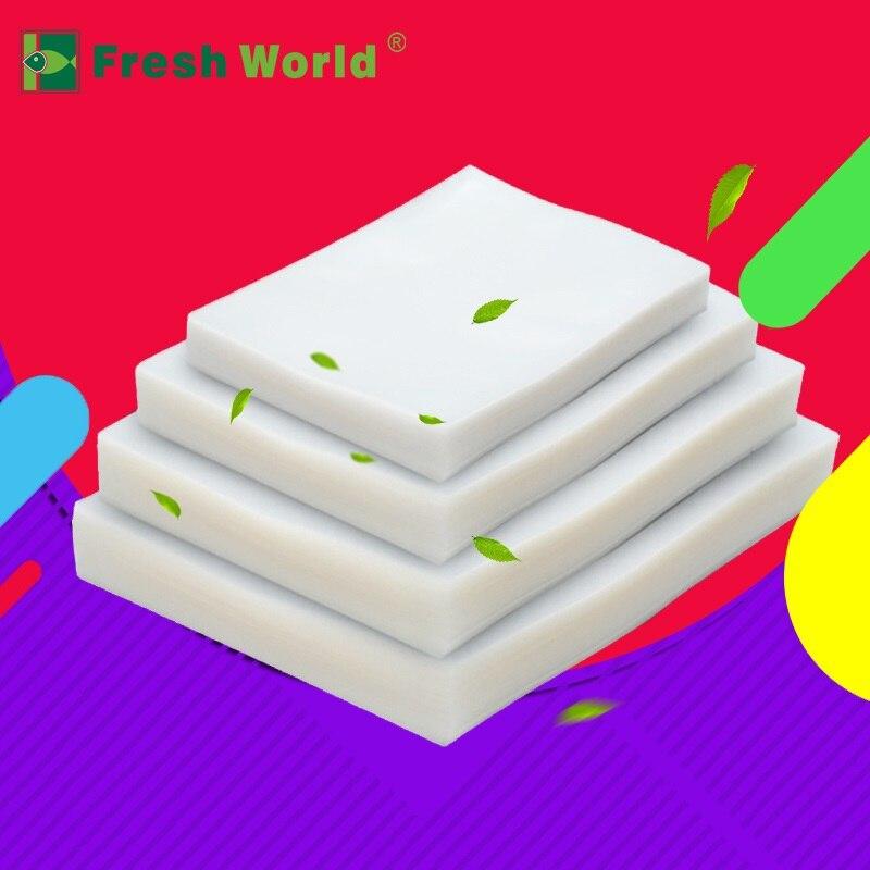 Пакеты для вакуумного упаковщика посылка для хранения пищевых продуктов вакуумная упаковка пластиковая Sous Vide сохранение упаковки для кухн...