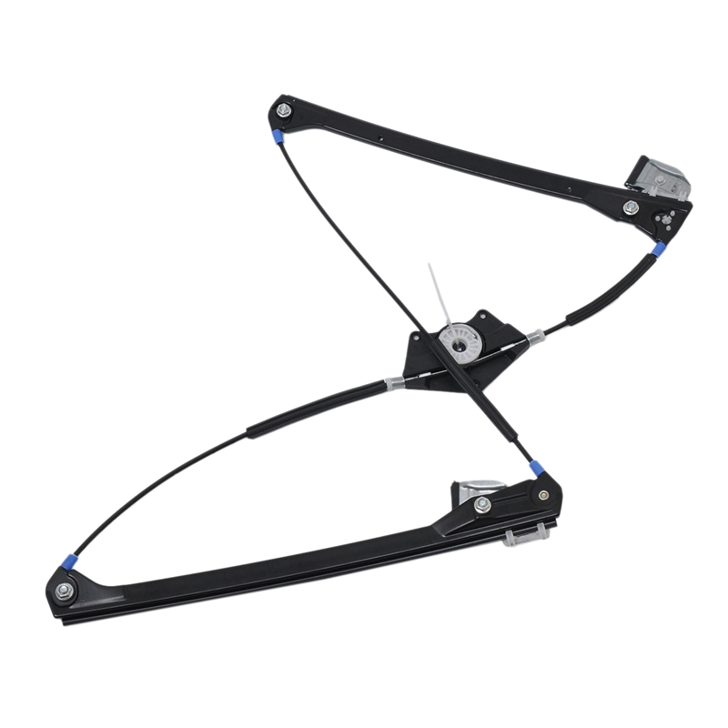 Auto Front Left Or Right Glass Lift Window Regulator For Car Front 3B1837461 3B1837462 Repair Kit For Passats Skoda