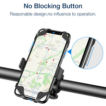 360 Rotatable Bicycle Phone Holder Universal Motorcycle Handlebar Rack Mount for iPhone Huawei