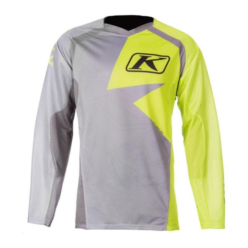 2020 New Long Sleeve Crossmax Offroad Downhill Jersey DH MX AM Clothing MTB Cycling Jerseys Motorcycle Motocross Bike T-Shirts 1
