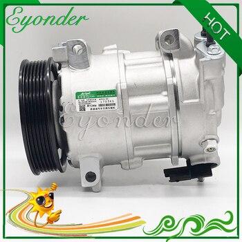 AC A/C/compresor de refrigeración de aire acondicionado de la bomba para Citroen BERLINGO B9 1,6, 9659855880, 9684075880, 9689084880 6453WJ 6453WH