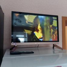 21.5'' inch led TV multi languages DVB-t2 led television TV