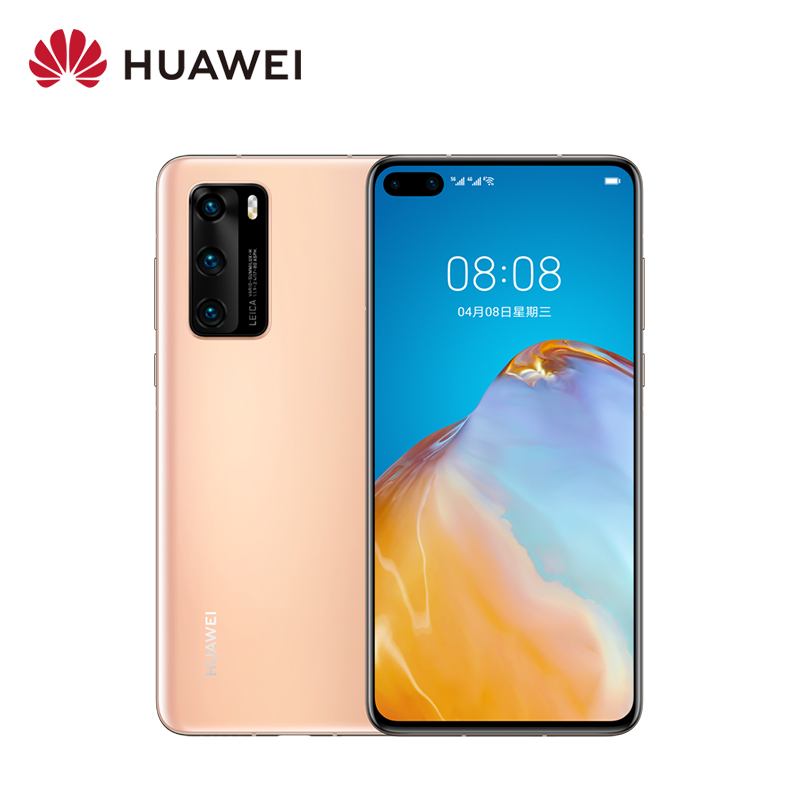 """Huawei P40 5G Mobile Phone Smartphone Cell Phone 6.1"""" OLED FHD+ Display Octa core 3800mAh SuperCharge Fingerprin Dual Sim NFC