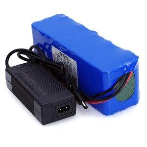 Image 5 - Литиевая батарея VariCore, 36 В, 10000 мАч, 500 Вт, 42 в, 18650, с зарядным устройством BMS + 2A