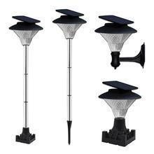 Мерцающая лампа для сада и газона