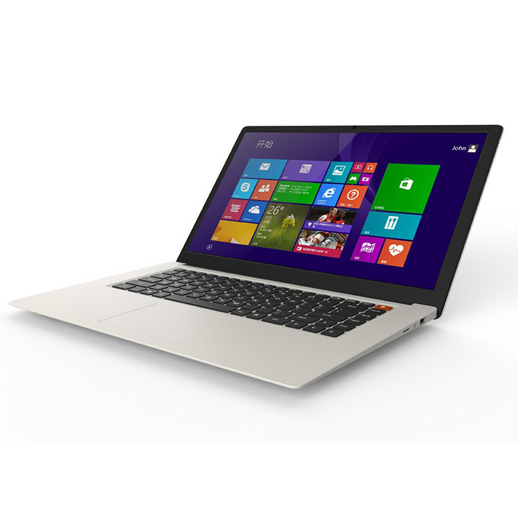 New 15.6 Inch Laptop Core I7 CPU 8GB + 128GB SSD Fingerprint And Backlight Keyboard OEM Laptop