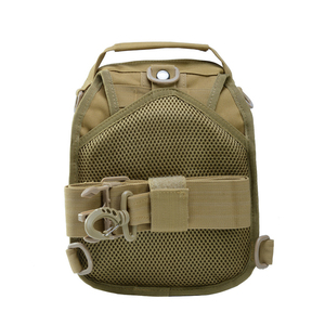 Image 4 - TIANHOO High quality Multifunctional chest bag leisure camouflage sports outdoor tactical shoulder bags