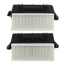 AP02 2pcs Air Filters For Mercedes OM642 W204 S204 W212 S212 X164 W164 W221 C/E/GL/ML/S 300 320 350 CDI 6420941204 6420940000
