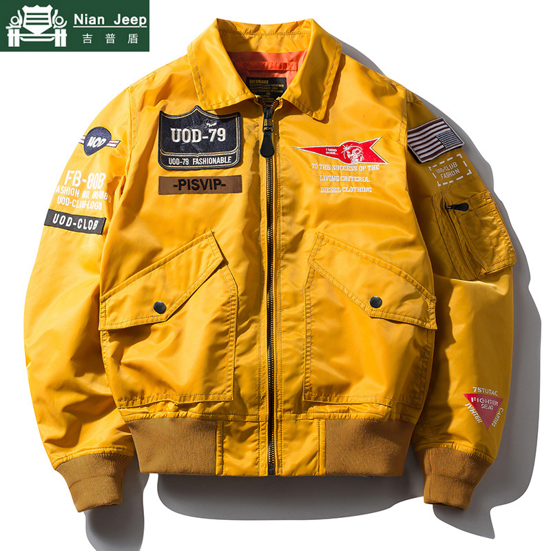 Brand Streetwear Bomber Jacket Men Spring Military Polit Jackets Male Autumn Windbreaker Hip Hop Coat Chaqueta Hombre Size S-3XL