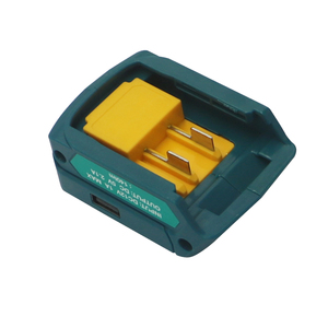 Image 5 - li ion battery charger USB adpator with work light Multifunction DC10WD for Makita BL1015 BL1040B BL1015 BL1016 BL1021B BL1040B