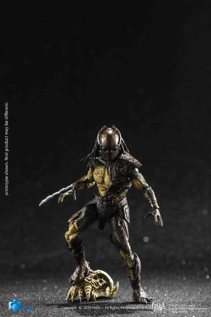HIYAToys 1//18 LD0051 The Predator Falcon Predator 4inches Action Figure