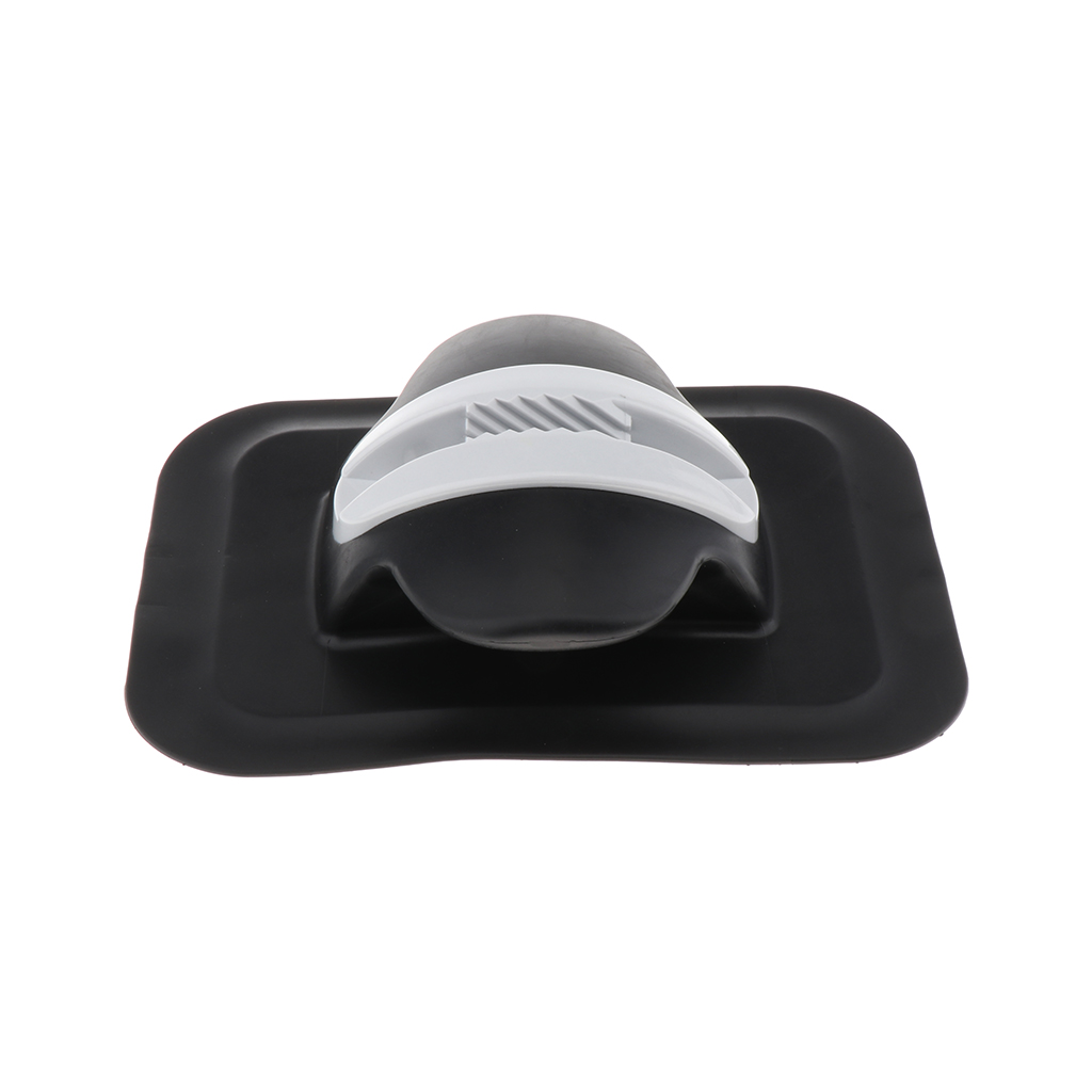 Strong Universal PVC Cleat Seat Accessories Replacement Fishing Boat Black