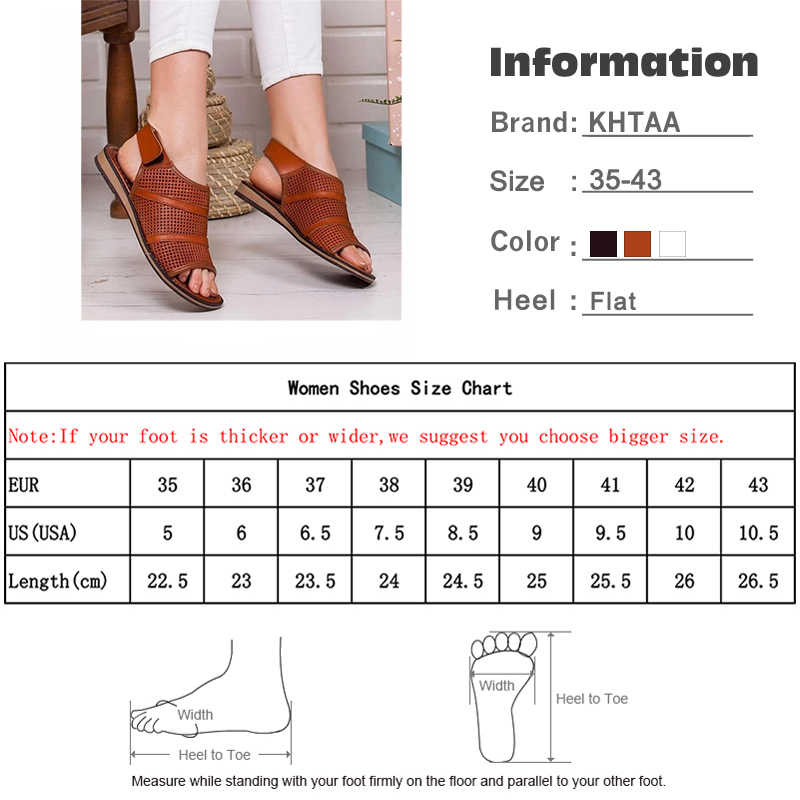 Mulheres sandálias planas oco para fora senhoras gancho loop plutônio vintage sapatos mulher peep toe casual roma moda sapatos femininos 2020 verão