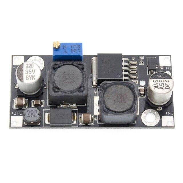 10 sztuk XL6019 (aktualizacja XL6009)) automatyczny step up step down DC DC regulowany konwerter moduł zasilania 20W 5 32V do 1.3 35V