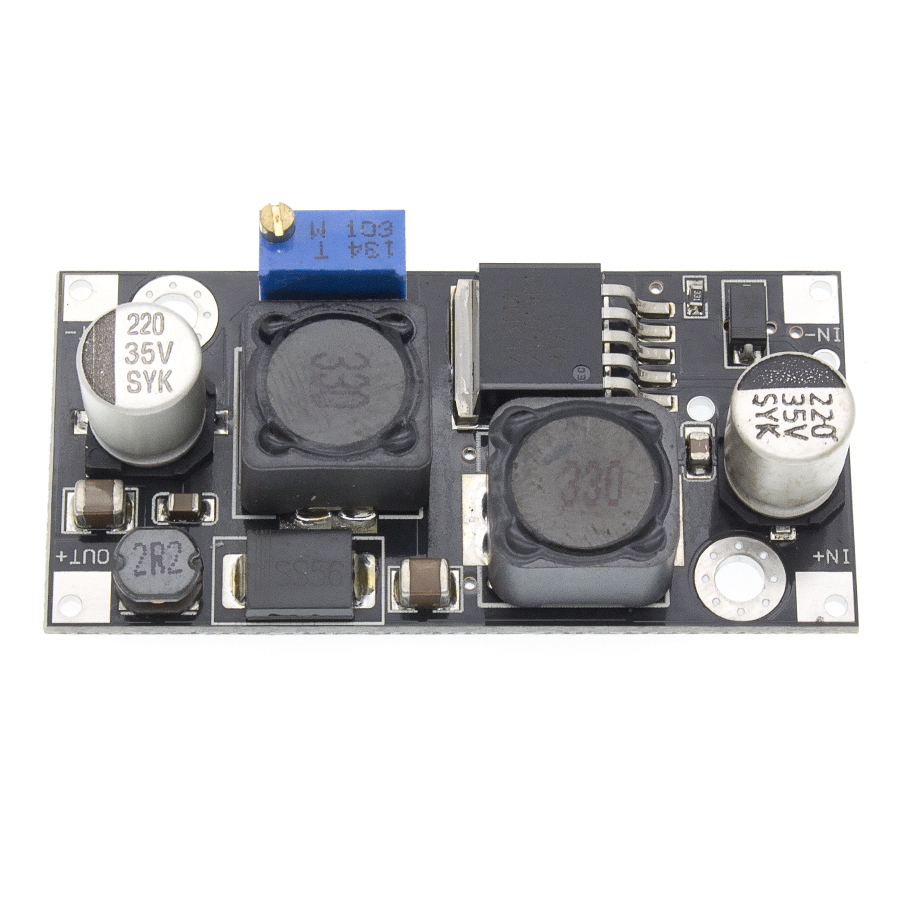 10pcs XL6019 (XL6009 upgrade)) Automatic step up step down DC DC Adjustable Converter Power Supply Module 20W 5 32V to 1.3 35V-in Integrated Circuits from Electronic Components & Supplies