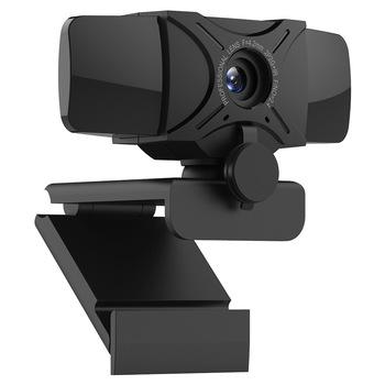 Kamera internetowa HD komputer PC kamera internetowa dysk USB kamery wbudowane mikrofony do transmisji na żywo wideo wywołanie konferencji tanie i dobre opinie centechia CMOS dropshipping 2 0v lux sec 20mm USB 2 0 BMP jpg