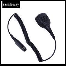 Wodoodporny IP54 PPT mikrofon głośnikowy dla Motorola dwukierunkowe Radio GP320 GP328 GP338 GP380 GP340 PRO5150