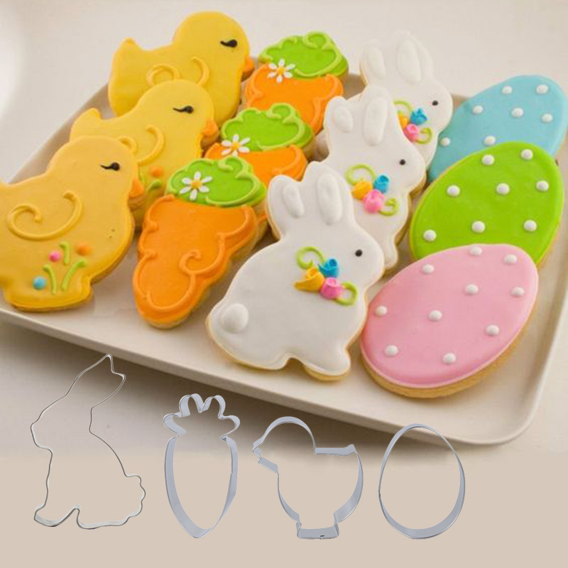 Easter Decorations for Home Rabbit LED Strip Light Bunny Easter Eggs Gift Bags Kids Easter Gifts Happy Easter Party Favors Decor  - buy with discount