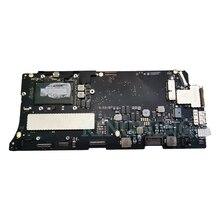"""נבדק 2.7GHz i5 8GB האם 820 4924 A עבור Macbook Pro רשתית 13 """"A1502 היגיון לוח מוקדם 2015"""