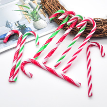 Toys Cane-Stool-Decoration Candy 6pcs12cmchristmas-Tree Hanging Children's