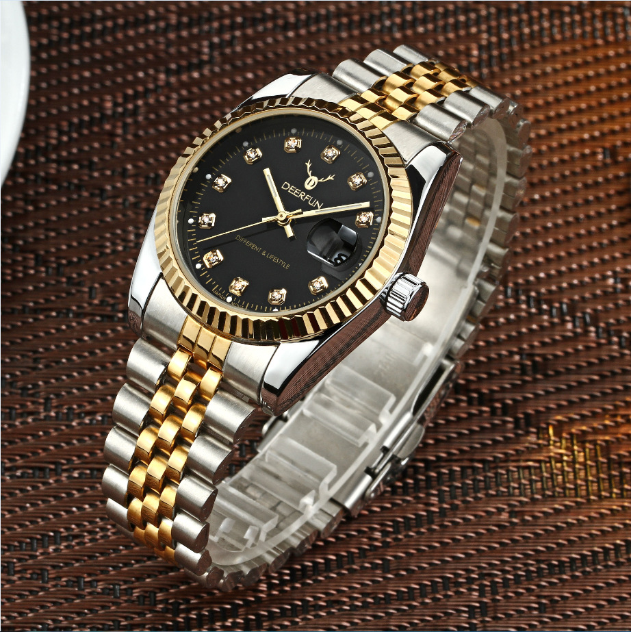 Reloj Hombre Top Brand Luxury Quartz Watch Men Sports Wrist Watch Rolexable Watch 2019 Zegarki Meskie Relogio Masculino Hodinky