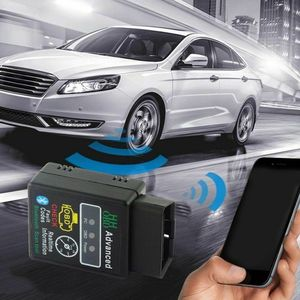 Image 3 - OBD2 Adaptador de interfaz de diagnóstico para coche, dispositivo OBD2 HH OBD ELM327 V2.1 Bluetooth OBD2 OBDII CAN BUS para motor de coche herramienta de escáner de diagnóstico para automóvil