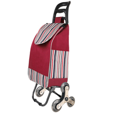 Trolley Stairs Climbing Portable Wheels with Ladies Household