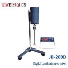 Цифровой дисплей с постоянной скоростью mixerjb 200d
