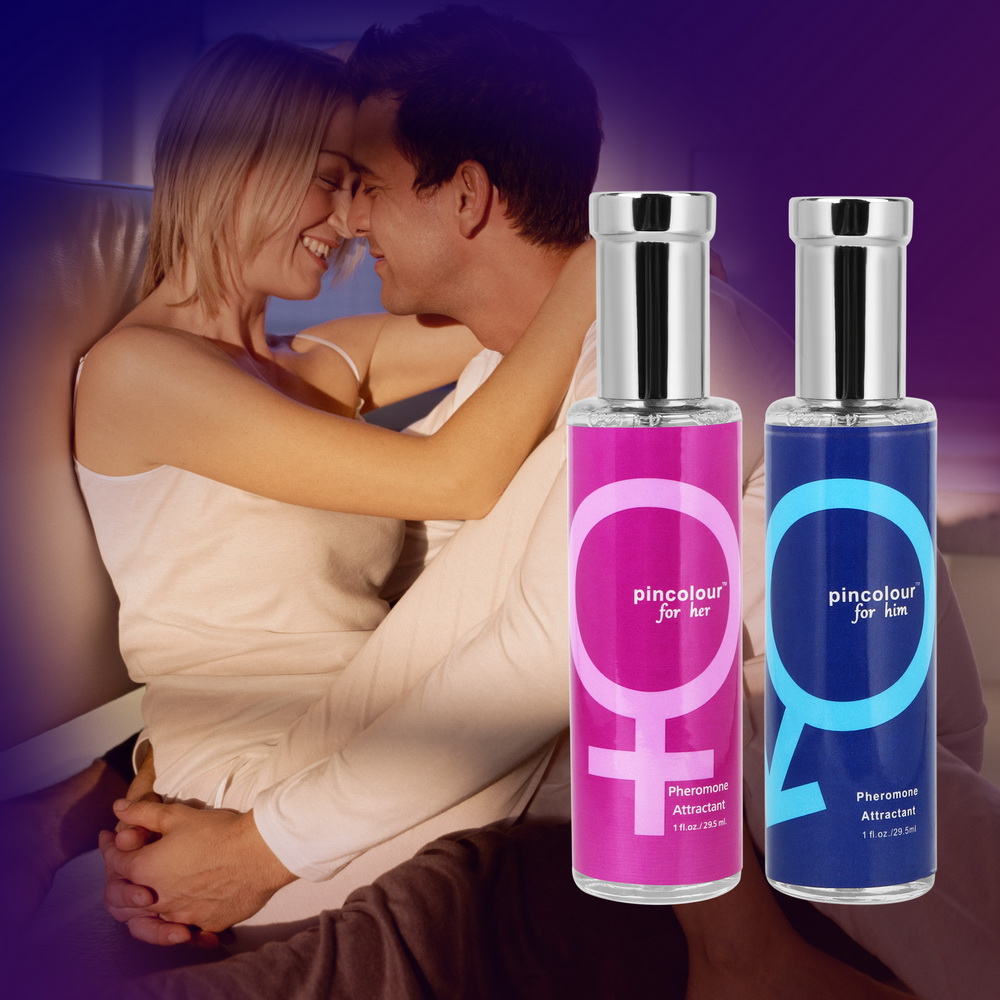 Source men perfume pheromones to
