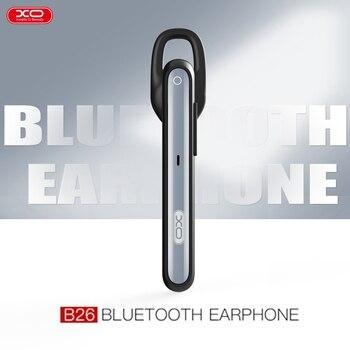 XO B26 Mini Wireless Bluetooth Earphone in Ear Sport with Mic Handsfree Headset Earbuds for All Phone For Samsung Huawei Xiaomi original sabbat wireless earbuds 5 0 bluetooth earphone sport hifi headset handsfree waterproof ear buds for samsung phone