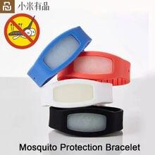 Репеллент от комаров youpin 2020 Противомоскитный браслет силиконовый