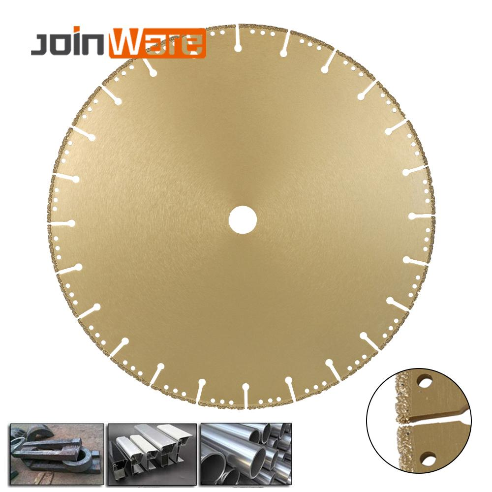 DIATOOL 1pc 350mm Vacuum Brazed Diamond Blade For All Purpose 14 Demolition Blade For Stone Iron Steel - 5