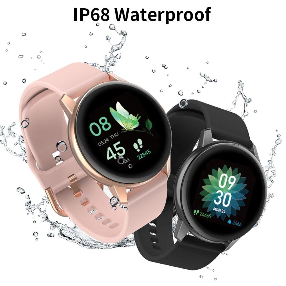 Smart watch for women 2020 R3 IP68 waterproof men's Sport smartwatch Heart Rate Fitness Women's watches
