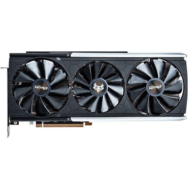 Видеокарта Sapphire Radeon RX 5700 XT 8GD6 256bit PUBG для компьютера, игровая видеокарта Platinum Edition OC, высококлассная видеокарта PCI DP/HDMI-2