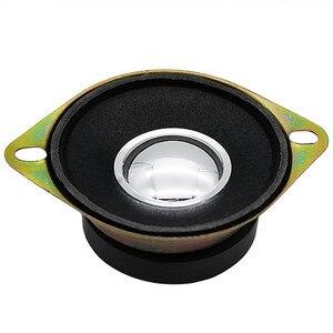 Sotamia 2 pçs 1.5 Polegada tweeter 4 ohm 5w alto-falante de som alto-falante áudio papel cone alto-falantes do carro para amplificadores de potência em casa